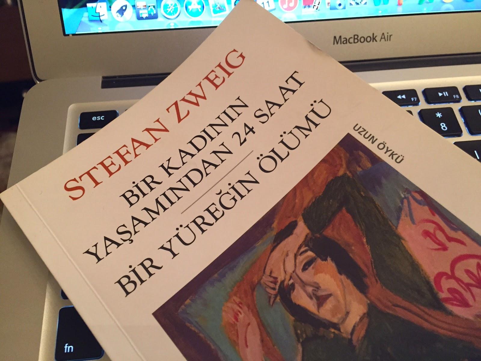 Bir Kadının Yaşamından 24 Saat / Bir Yüreğin Ölümü – Stefan Zweig