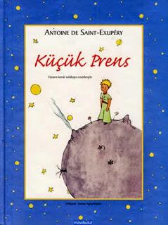 Küçük Prens – Antoine De Saint-Exupéry