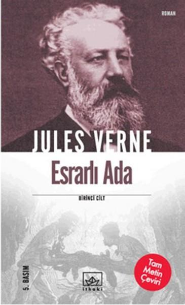 Esrarlı Ada 1. Cilt – Jules Verne