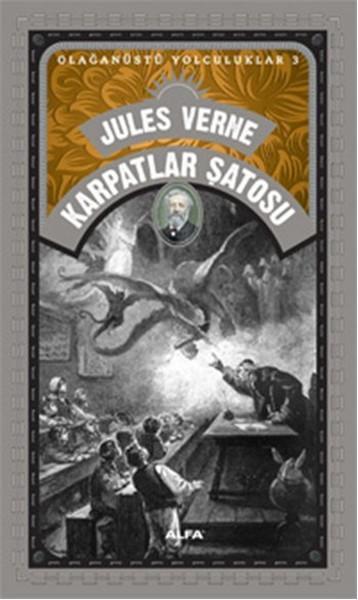 Karpatlar Şatosu – Jules Verne,