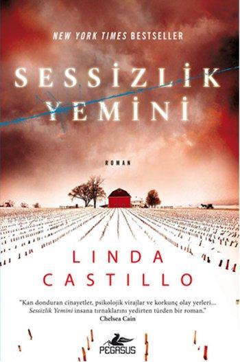 Sessizlik Yemini (Kate Burkholder Serisi 1) – Linda Castillo