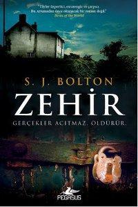 Zehir – S. J. Bolton