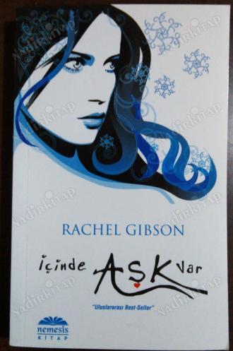 İçinde Aşk Var (Writer Friends Serisi 2) – Rachel Gibson