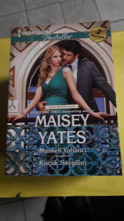Maskeli Yabancı – Maisey Yates