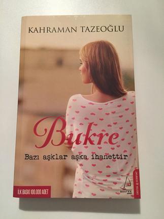 Bukre (Bazı Aşklar Aşka İhanettir) – Kahraman Tazeoğlu