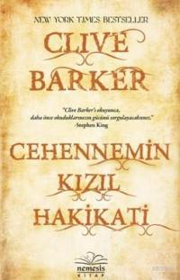 Cehennemin Kızıl Hakikati – Clive Barker