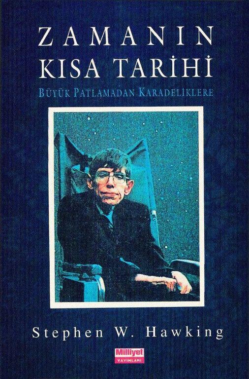 Zamanın Kısa Tarihi – Stephen W. Hawking