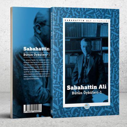 Bütün Öyküleri 1 –  Sabahattin Ali