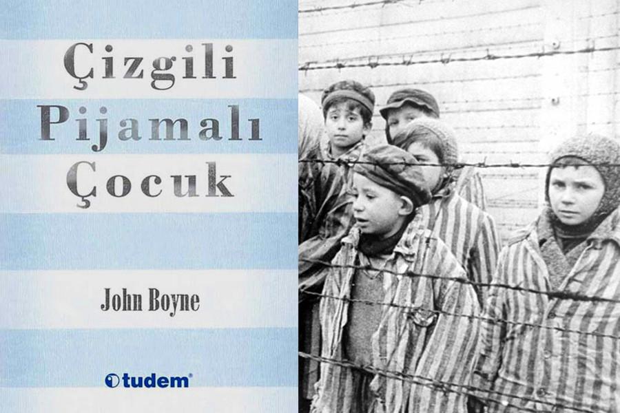 Çizgili Pijamalı Çocuk – John Boyne
