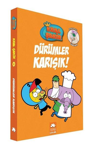Kral Şakir-Dürümler Karışık! – Varol Yaşaroğlu