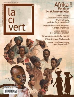 Afrika Kendine Bırakılmayan Kıta – Sayı 58  (Haziran 2019) – Lacivert Dergi (Dergi)
