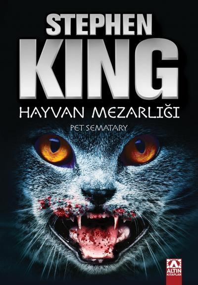 Hayvan Mezarlığı (Gecenin Pençesi) – Stephen King
