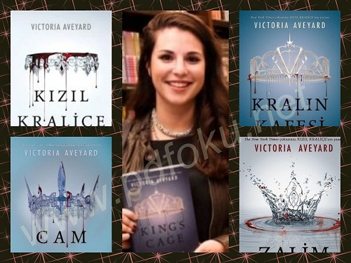 Kızıl Kraliçe (Seri I-II-III ve IV Kitap) – Victoria Aveyard