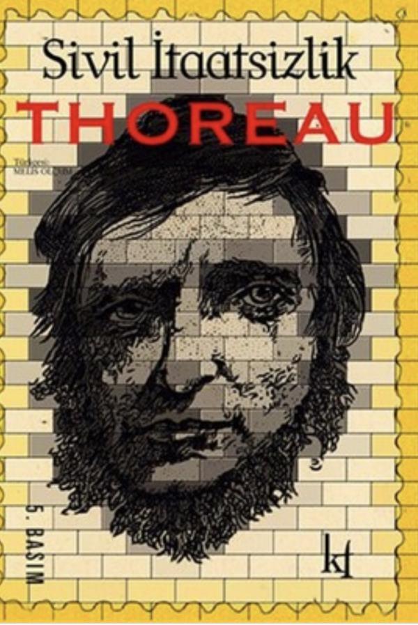 Sivil İtaatsizlik – Henry David Thoreau