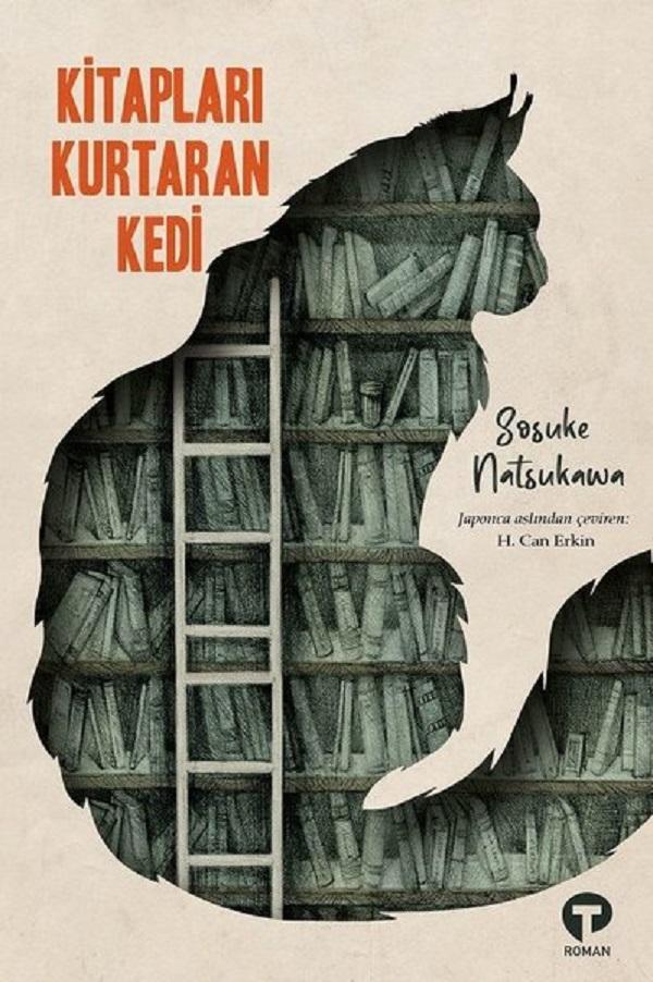 Kitapları Kurtaran Kedi – Sosuke Natsukawa