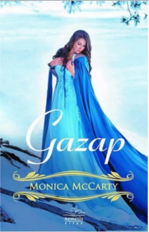 Gazap (Highland Guard Serisi 3) – Monica McCarty