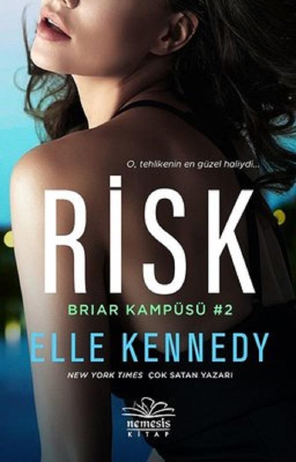 Risk (Briar Kampüsü 2) – Elle Kennedy