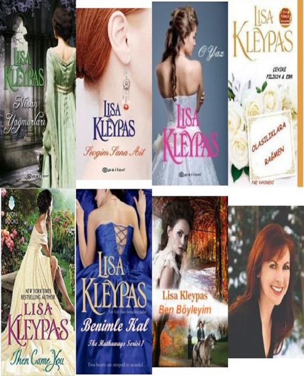 Lisa Kleypas Kitapları – pdf indir